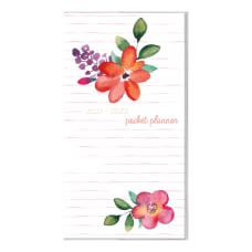 DateWorks 2 Year Simplicity Pocket Planner
