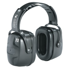 Thunder Earmuffs 30 dB NRR Black