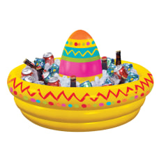 Amscan Cinco De Mayo Sombrero Inflatable