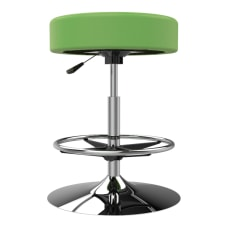 Marco Group Cushioned Swivel Stool Sprite