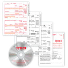 ComplyRight 1099 MISC Tax Forms With
