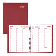 Brownline CoilPro Weekly Appointment Book 11