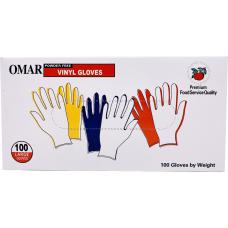 Omar Disposable Powder Free Vinyl General