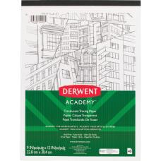 Derwent Academy Translucent Paper Pad 40