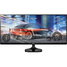 LG 25 UltraWide FHD IPS LED