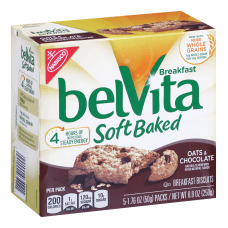 BELVITA Soft Baked Breakfast Biscuits Oats