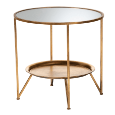 Baxton Studio Round Accent Table 21