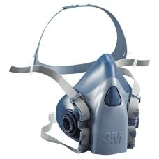 3M 7500 Series Half Fpiece Respirators