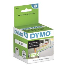 DYMO LabelWriter 30327 File Folder Labels