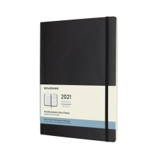Moleskine Soft Cover Monthly Planner 7