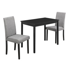 Monarch Specialties Eliana Dining Table With
