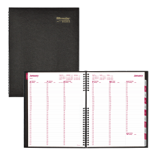 Brownline CoilPro Weekly Planner 11 x
