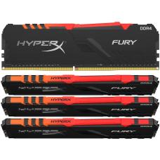 HyperX FURY RGB DDR4 kit 32