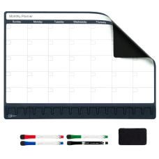NoteTower Magnetic Dry Erase Refrigerator Calendar