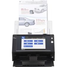 Fujitsu ImageScanner N7100E Cordless ADF Scanner