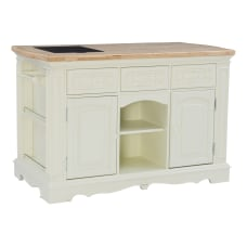 Powell Home Fashions Zerner 3 Drawer