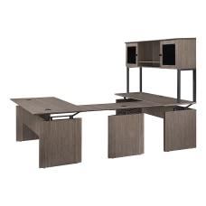 Forward Furniture Diamond U Desk With