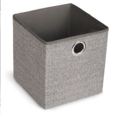 Realspace Collapsible Storage Cube Medium Size