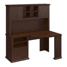 Bush Furniture Yorktown 60 W Corner