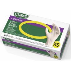 Medline Powder Free Latex Exam Gloves
