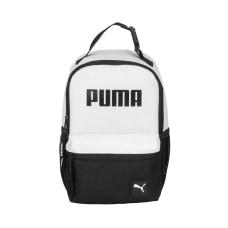 Puma Adult Generator Lunchboxes BlackWhite Set