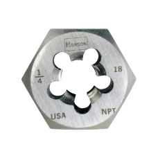 Re threading Hexagon Taper Pipe Dies