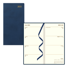 Letts Signature Leather Weekly Planner 6