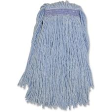 Genuine Joe Blended Yarn Blue Mophead