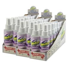 OdoBan Odor Eliminator Disinfectant Spray Lavender
