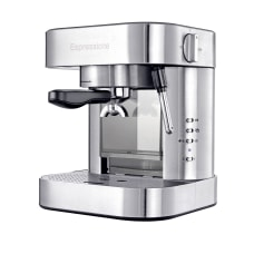 Espressione Automatic Pump Espresso Machine Stainless