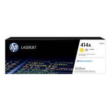 HP 414A Yellow Toner Cartridge W2022A