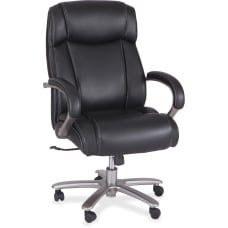 Safco Big And Tall Bonded Leather