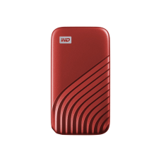 WD My Passport SSD WDBAGF0010BRD Solid