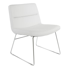 Office Star Thompson Chair White