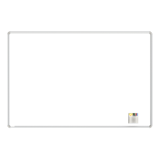 Ghent Nexus Magnetic Dry Erase Whiteboard