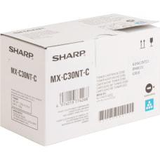 Sharp MX C30NT C Cyan original
