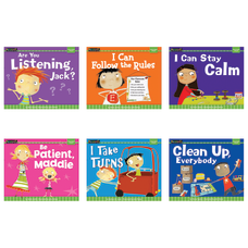 Newmark Learning MySELF Readers I Am