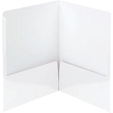Smead High Gloss 2 Pocket Folders