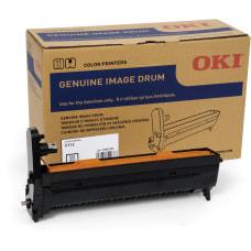 Oki 30K Black Image Drum for