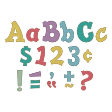 Teacher Created Resources Sassy Font Letters