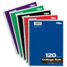 TOPS Spiral Notebook 8 x 10