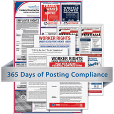 TFP Federal Contractors Labor Law Poster