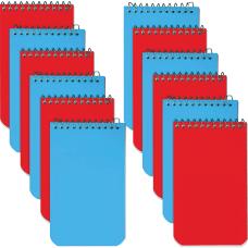Rediform Wirebound Memo Notebooks 60 Sheets