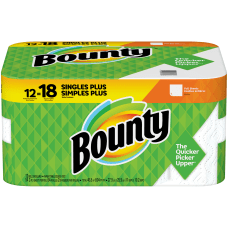 Bounty 2 Ply Paper Towels 48
