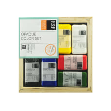 R F Handmade Paints Encaustic Set
