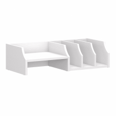 Bush Furniture Key West Desktop Organizer