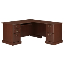 Bush Furniture Saratoga 66 W L