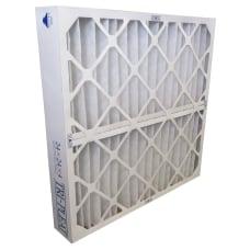 Tri Dim Antimicrobial HVAC Pleated Air