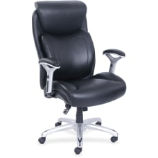 Lorell Big And Tall Bonded Leather