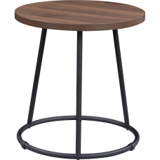 Lorell Round Side Table 19 34